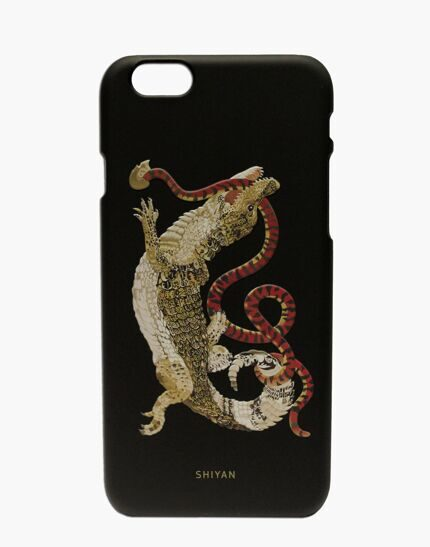 ЧЕХОЛ ДЛЯ IPHONE 6 CROCODILE AND PYTHON